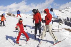 Sortie ski-club Grimentz 2007