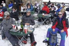 Sortie ski-club Vallée blanche 2007