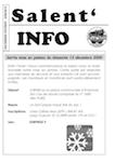 Salent'info décembre-février 2009/2010