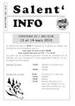 Salent'info mars-mai 2010